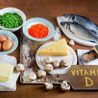 معرفی 10 غذا که حاوی ویتامین D هستند