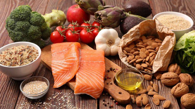 مواد غذایی سرشار از گلوتن