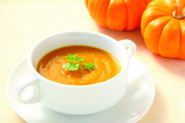 روش تهیه سوپ کدو حلوایی